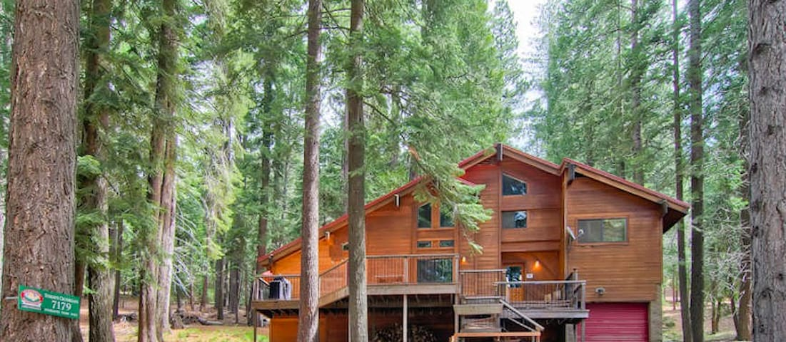 Yosemite crossroads cabins for rent in yosemite national for Yosemite national park cabin rentals