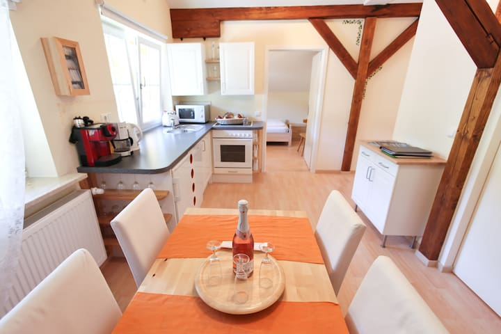Familyfriendly Apartment Haus Datz - Berchtesgaden - Apartment