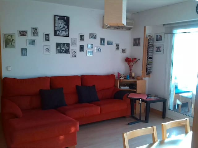 Apartament close to UNIVERSITY (UAB) 20' BARCELONA
