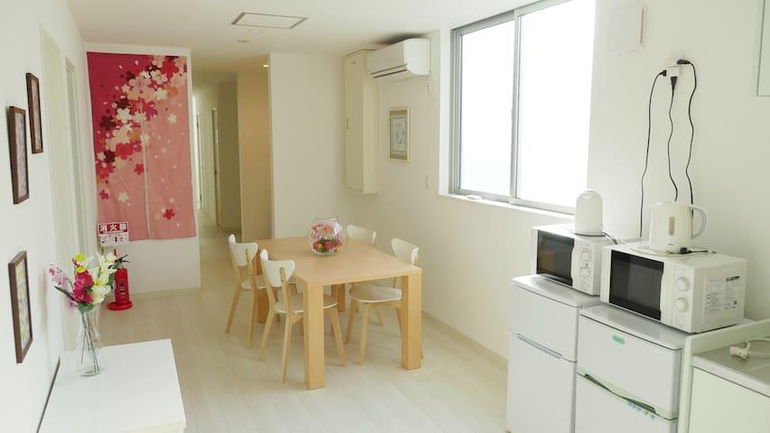 New, very BIG house for 16 ppl in Nishiarai, Tokyo