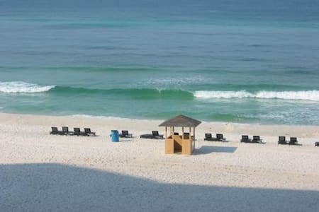 Wonderful ocean front condo - Panama City Beach