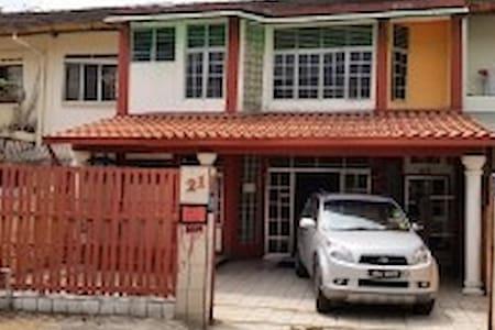 Alex Guesthouse Kuala Lumpur - Kuala Lumpur - Haus
