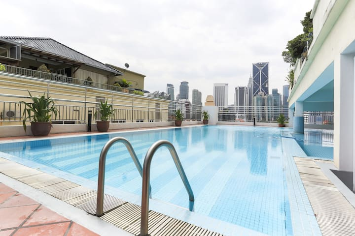 KL City Centre Studio Apartment