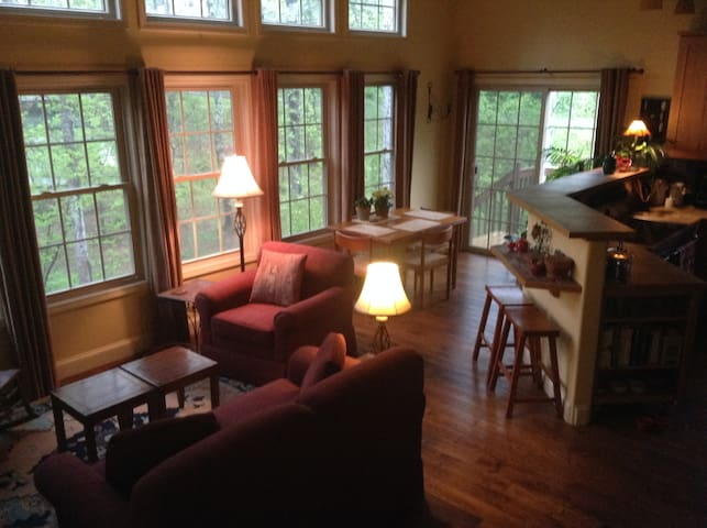 Second Floor Suite, Lovely Home, Serene Setting