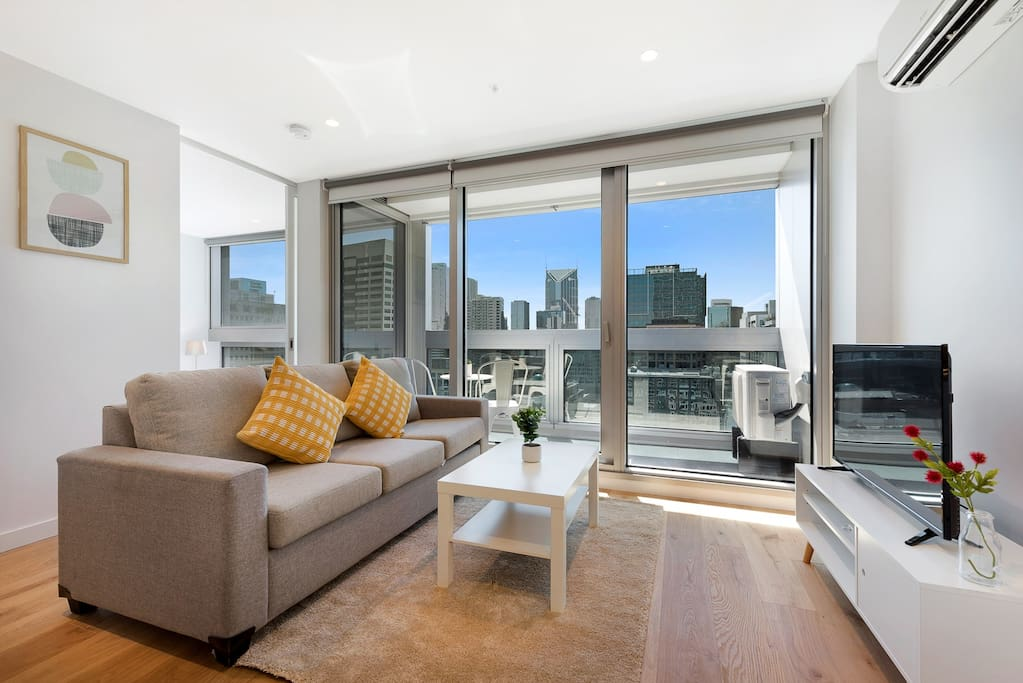Rooms Apartment For Rent In Melbourne