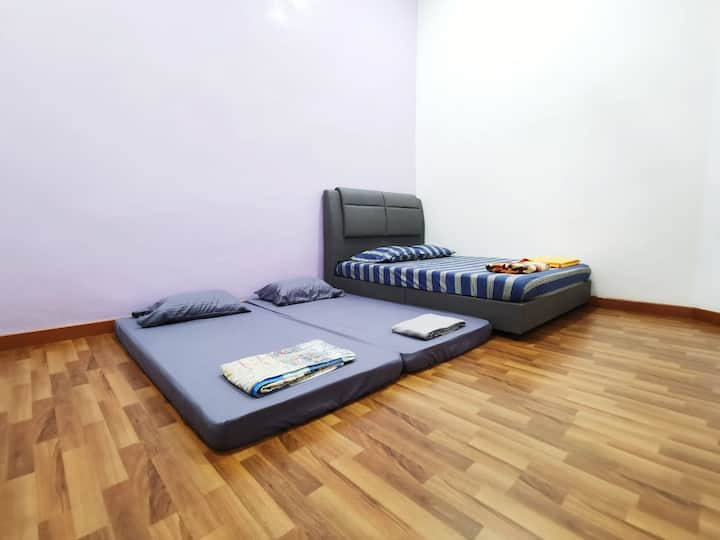 Port Dickson Cosy Homestay (Up to 10 Pax)