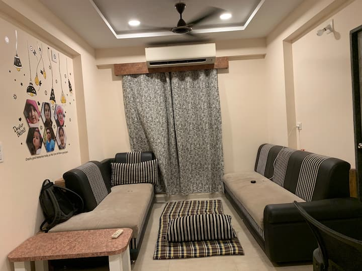 1BHK Fully Furnished Flat on 14 Floor