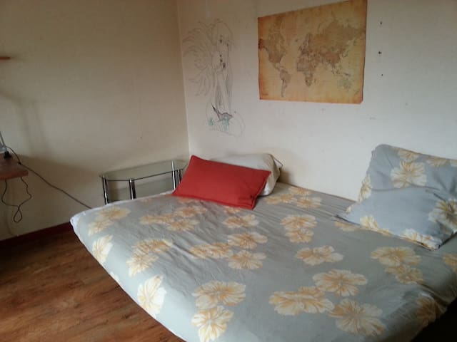 Bedroom centre DB 1 hr from A'dam - 's-Hertogenbosch