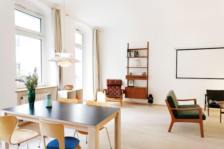 Kreuzberg, danish design, quiet!