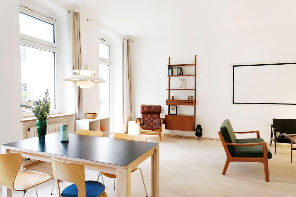 kreuzberg danish design quiet deptos en complejo residencial en alquiler en berl n berl n. Black Bedroom Furniture Sets. Home Design Ideas