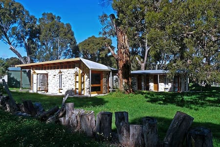 Sugar Gum Stone Cottage - American River - Σπίτι