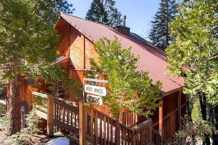 Yosemite valley sublets short term rentals rooms for for Cabins in yosemite valley