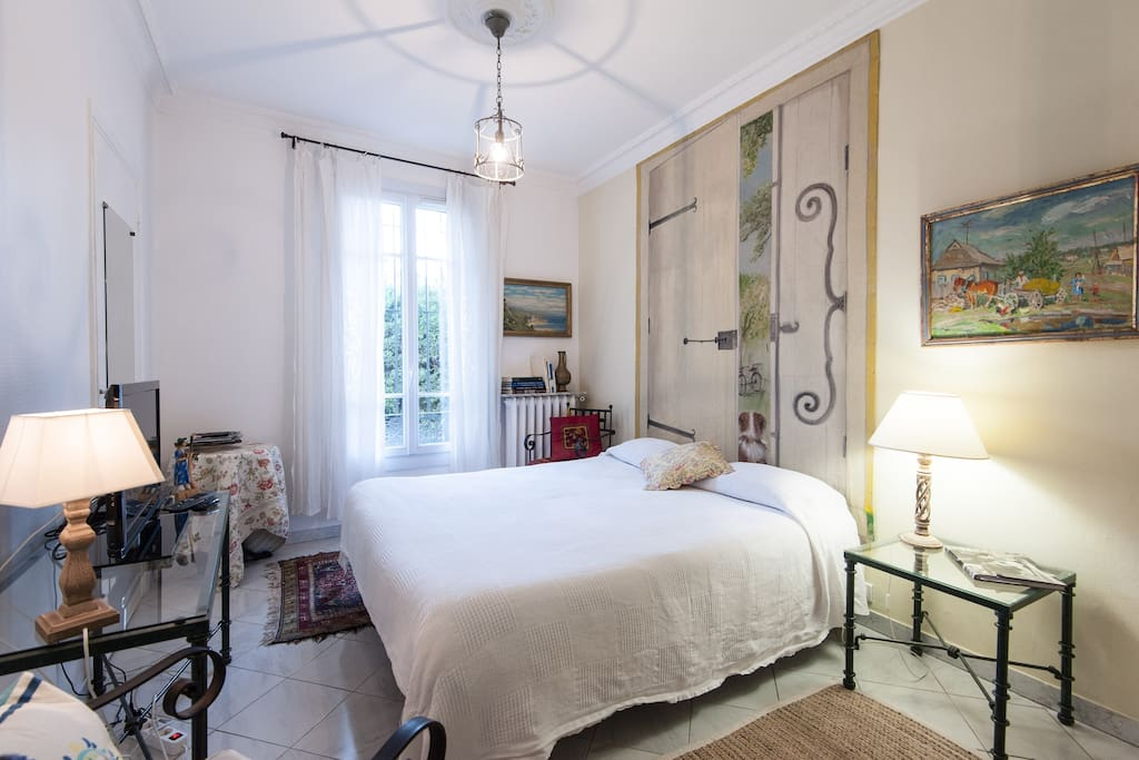 B b parc imperial provencale rooms chambres d 39 h tes for Chambre d hote nice
