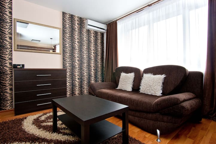 Studio apartment on Bogdanovicha 74