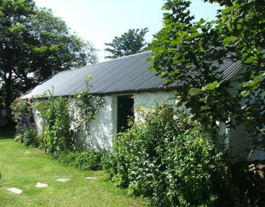 The Calf House is perfect for grown up kids, grandparents, friends, or extended family