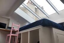 Magnifique loft avec vue en plein coeur de Paris ♥