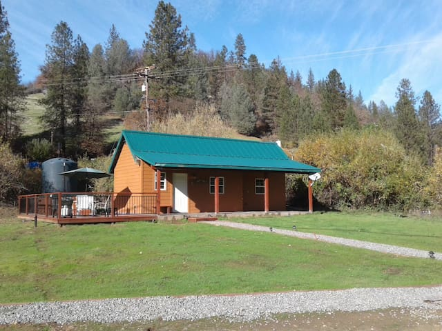 Whiskey Flats Cabin - Lewiston - Srub