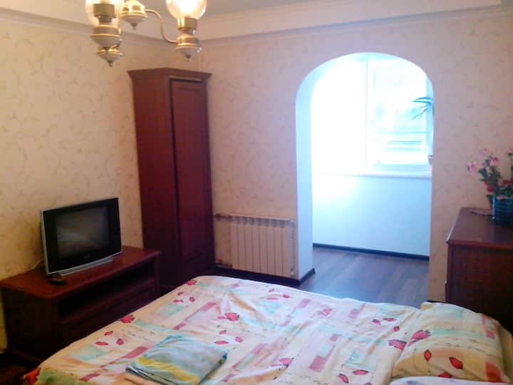 Beautiful and comfortable 2 rooms apartment