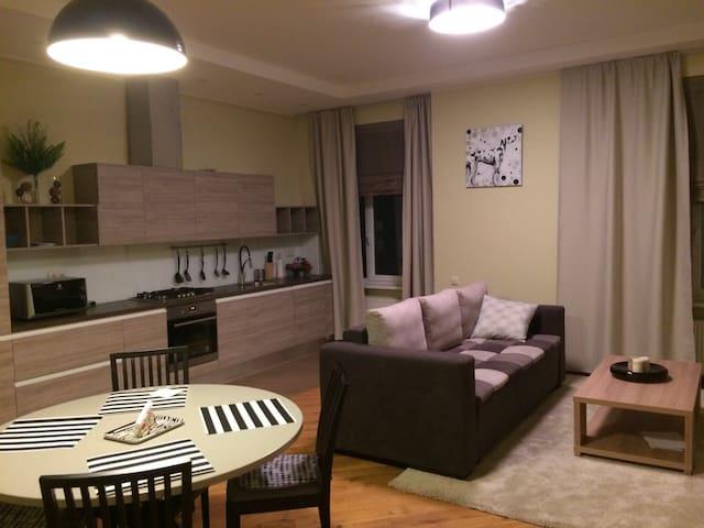 Cozy apartment in the quiet area - Rīga - Apartment