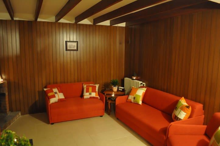 Duplex, 2 BDR apart, Mzaar, Faraya - Faraiya - Apartamento