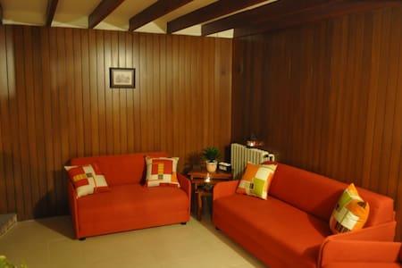 Duplex, 2 BDR apart, Mzaar, Faraya - Faraiya - 公寓