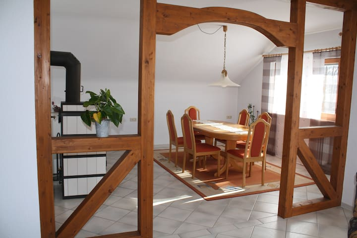Ferienwohnung im Schwarzwald - Alpirsbach - House