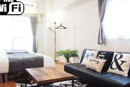 3Mins Shin-Osaka ☆ 3Beds Luxury Room ☆ - Higashiyodogawa-ku, Ōsaka-shi - Appartement