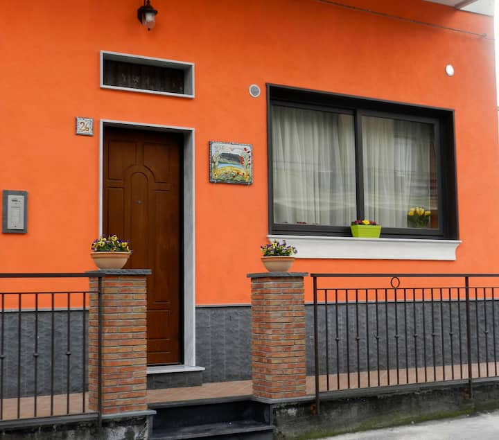 "BED AND BREAKFAST ""ETNA FLOWER"""