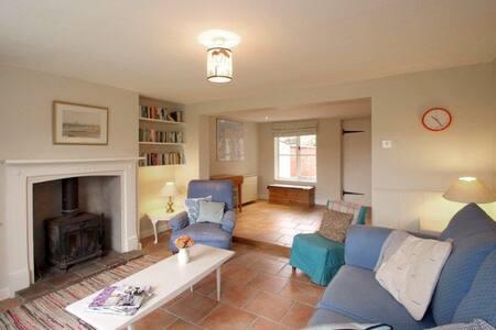 Comfy seaside cottage - Brancaster Staithe