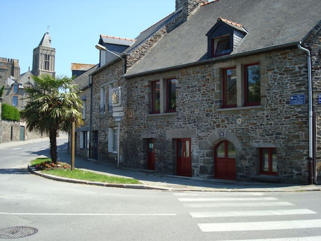 Studio de caractère meublé - Dol-de-Bretagne - Apartamento