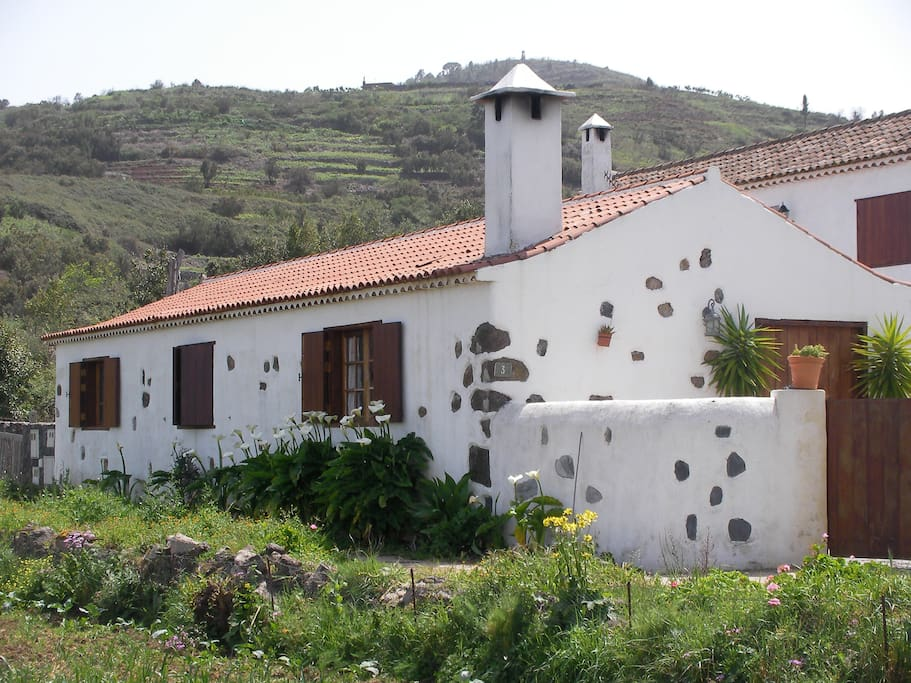 Casa rural romantica y acogedora h user zur miete in - Casa rural romantica catalunya ...
