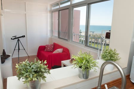 BeautifulFlat IN FRONT OF THE BEACH - La Cala del Moral - Lejlighed
