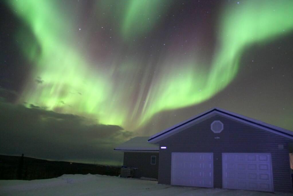 Room aurora maisons louer fairbanks alaska tats unis for Aurora maison de cuisine