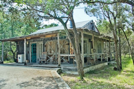 The River Song Cottage in Wimberley - Wimberley - Chalet