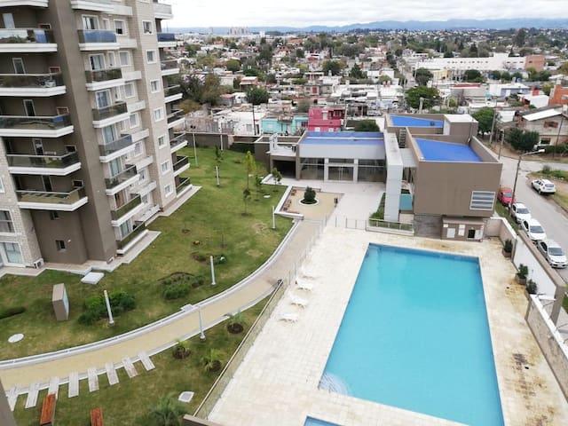 Apartamento en torre de lujo con amenities-20%OFF