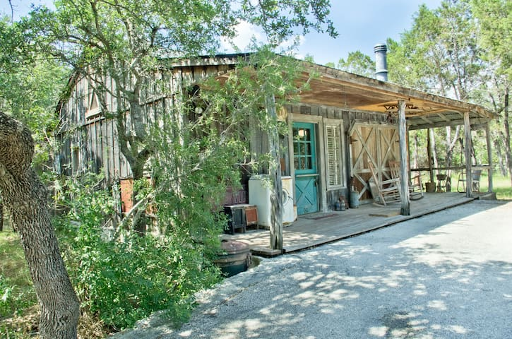 The River Song Cottage in Wimberley - Wimberley - Kabin
