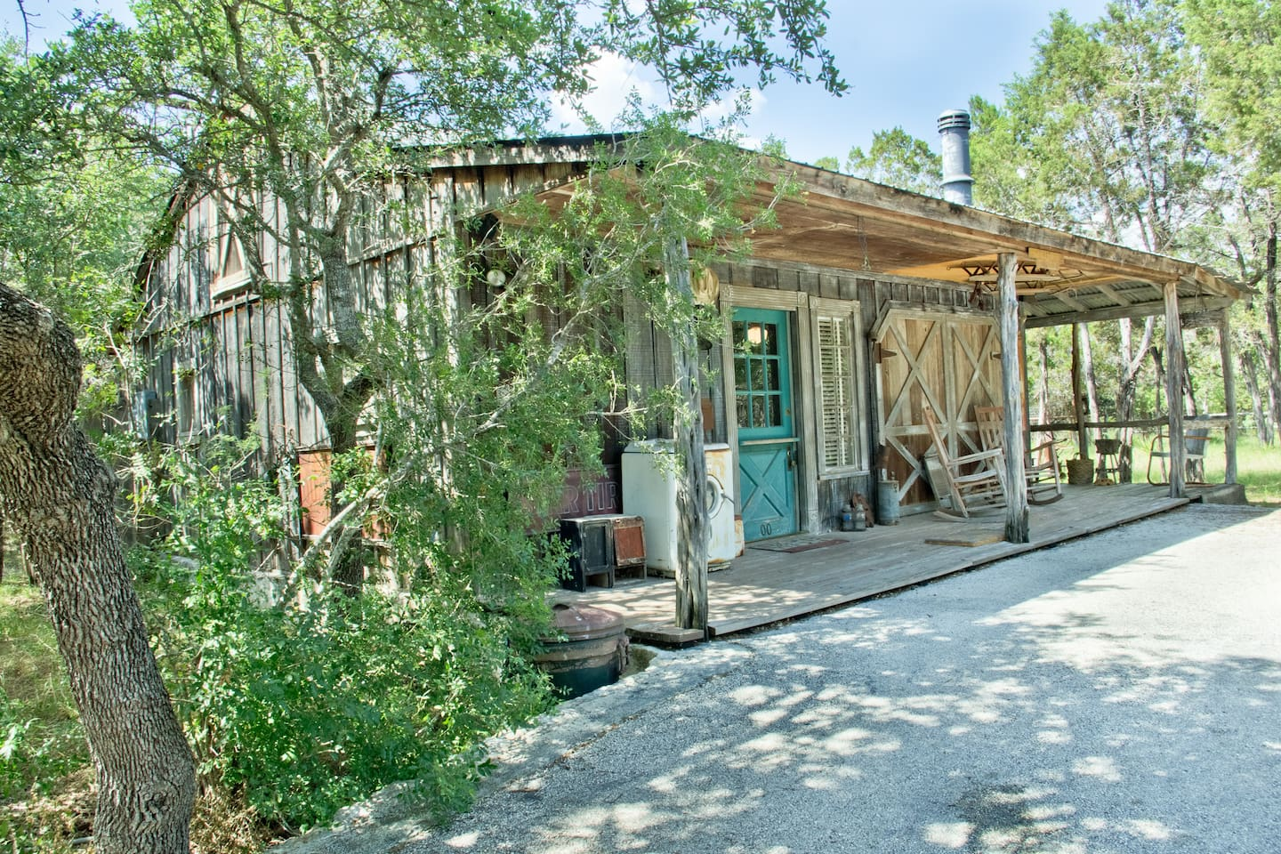 The River Song Cottage in Wimberley