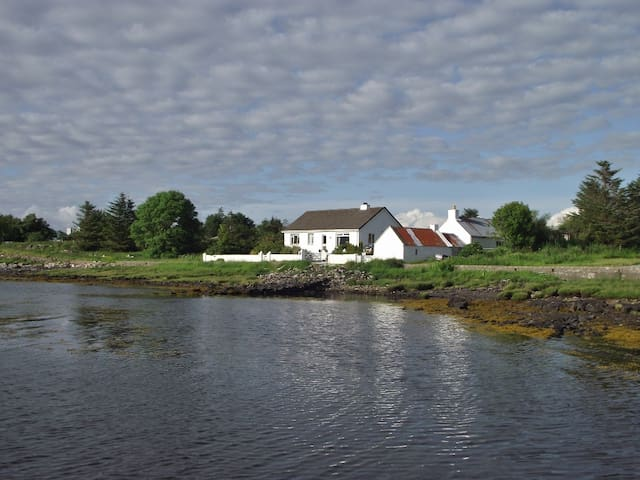 "Taigh na Tràigh - ""Shore House"" - Breakish - Bed & Breakfast"