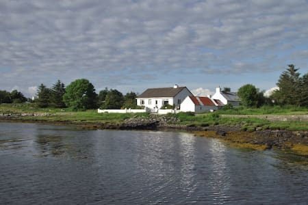 "Taigh na Tràigh - ""Shore House"" - Breakish - Penzion (B&B)"