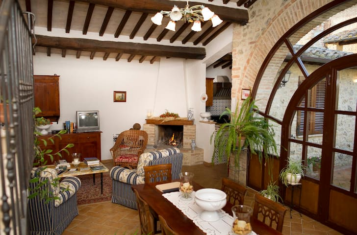 B&B La Capanna,Stunning Views,Relaxing and Peace - Siena - Bed & Breakfast