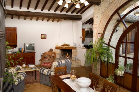 B&B La Capanna,Stunning Views,Relaxing and Peace - Sienne - Bed & Breakfast
