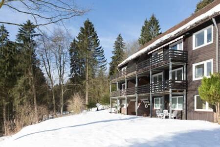 Prachtig appartement in de Harz midden in het bos! - Sankt Andreasberg