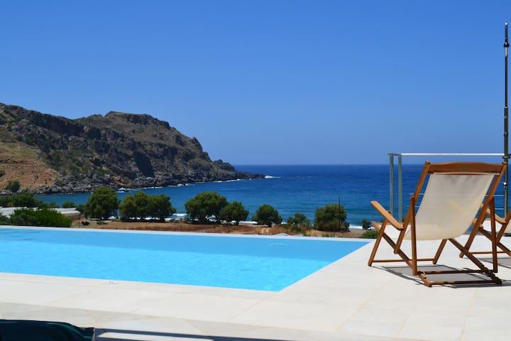 Villa Meli, Sfinari, Crete