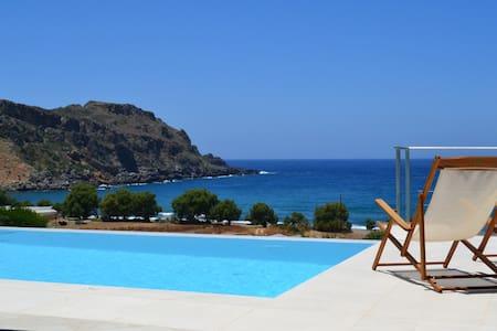 Villa Meli, Sfinari, Crète - Sfinari - Vila