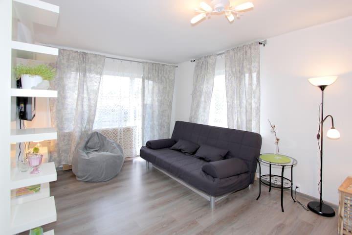 confortable appartement à 1 chambre