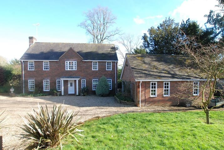 Comfortable detached annex for 2/3 - Hampshire - Daire