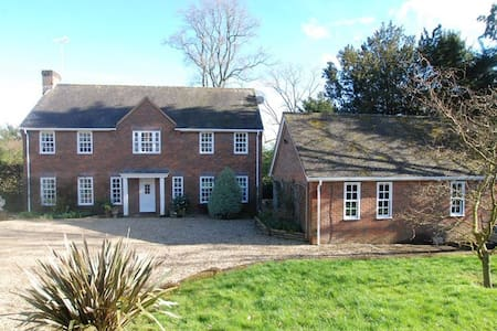 Comfortable detached annex for 2/3 - Hampshire - 아파트