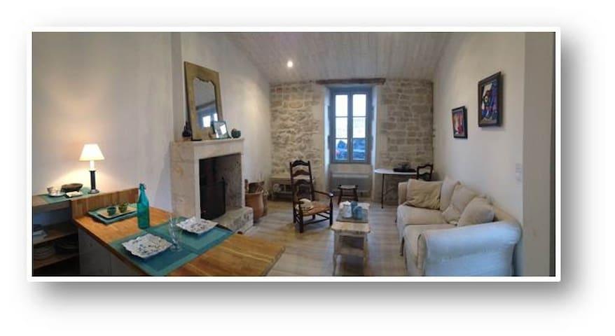 La Petite Rhétaise, maison typique
