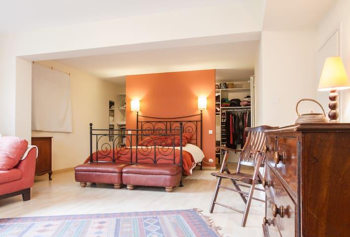 Grande chambre  - Lévignac - Huis