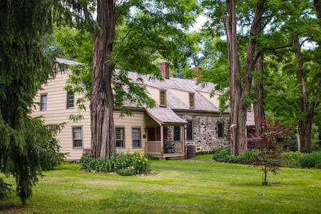 1770 Stone House W/ Modern Comforts - New Paltz - 단독주택